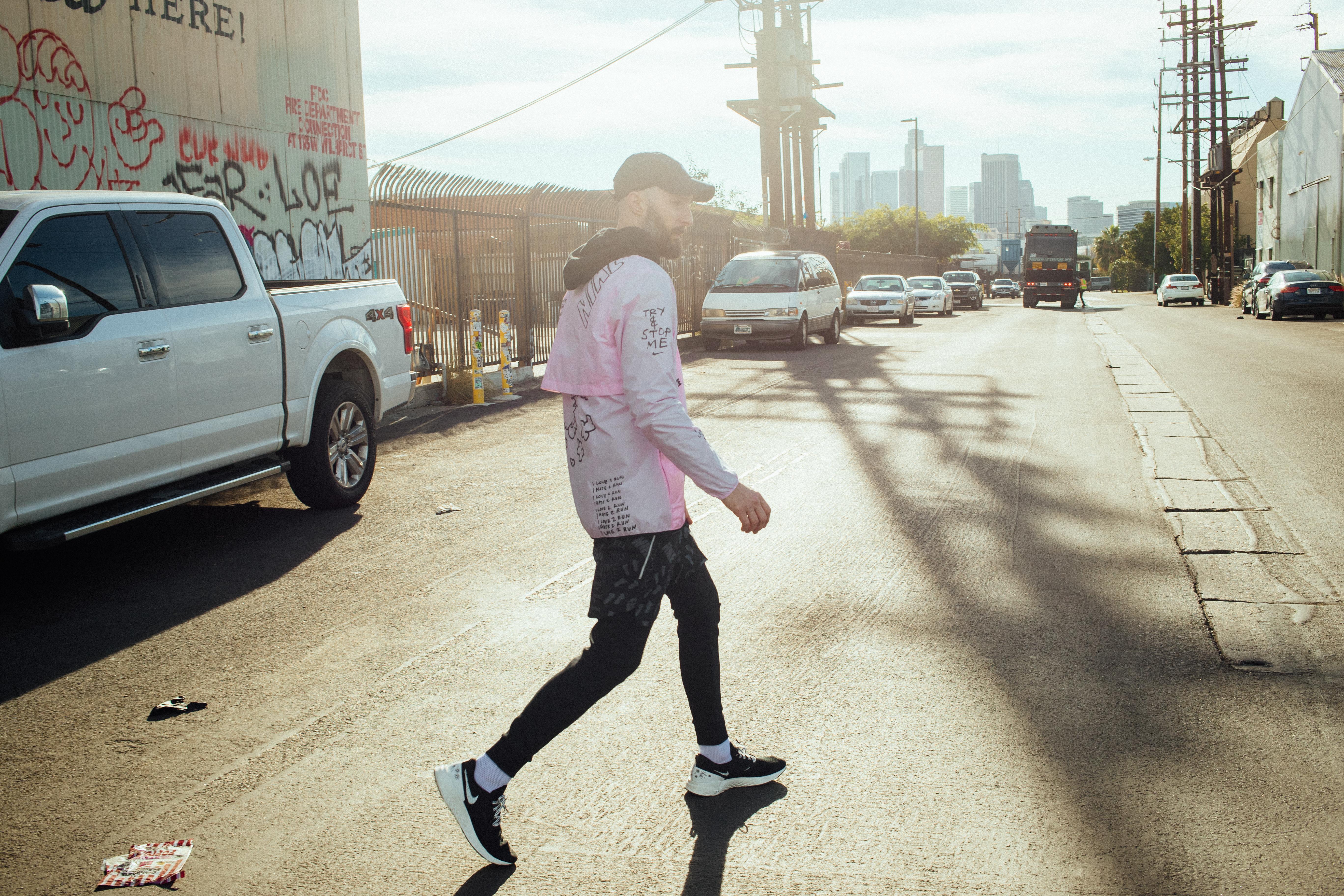 Corredor Underground Nike Coleção